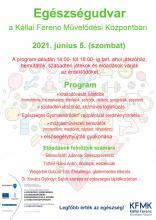 TOP-7.1.1-16-H-ESZA-2019--00222-A Sokszínű, Egészséges Gyomaendrődért - Egészségudvar a Körös Látogatóközpontban